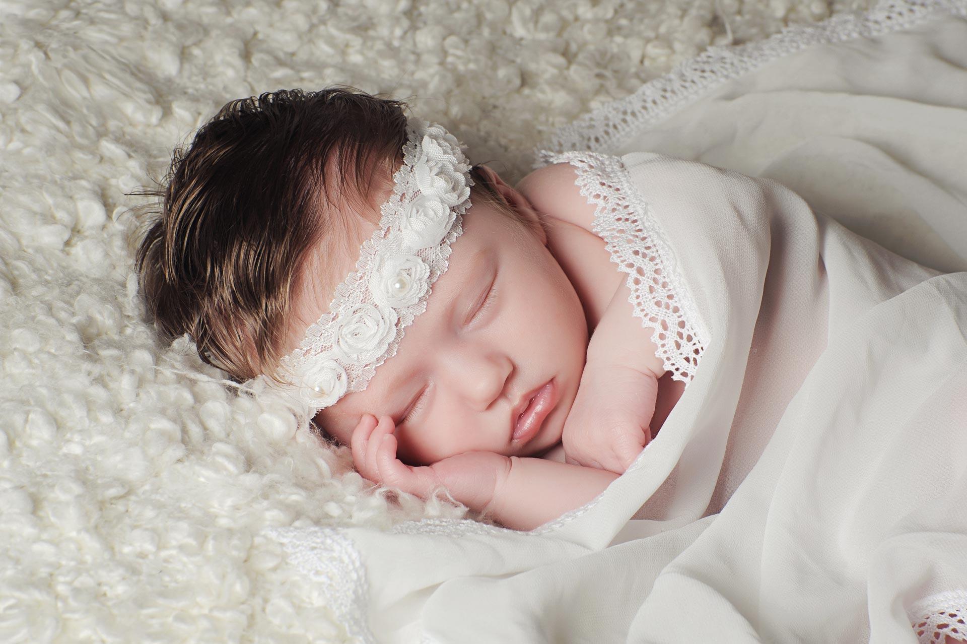 Täglich neue Geburten im Mathias Spital in Rheine fotografiert von Foto Brand